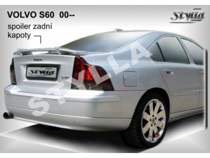 Zadní spoiler Volvo S60 2000 - 2010