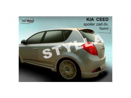 Střešní spoiler - stříška Kia Ceed Hatchback 2006