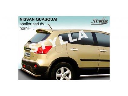Střešní spoiler Nissan Quasquai 2007-