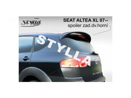 Střešní spoiler - stříška Seat Altea XL 2006 - 2015