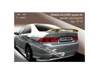Zadní spoiler Honda Accord VIII Sedan 2003 - 2008