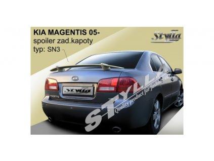 Zadní spoiler Kia MAGENTIS 2005-