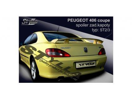 Zadní spoiler Peugeot 406 COUPE