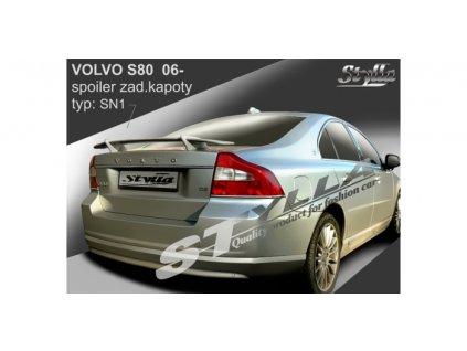 Zadní spoiler Volvo S80 2006 - 2016
