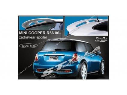 Střešní spoiler - stříška Mini Cooper 2006-