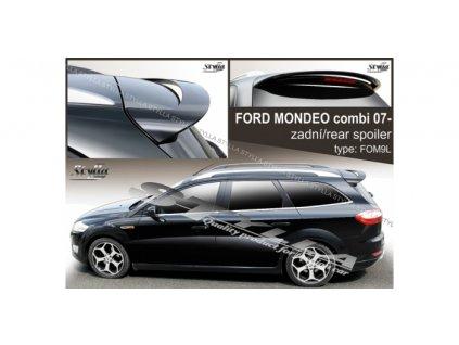 Střešní spoiler - stříška Ford Mondeo IV Combi 2007