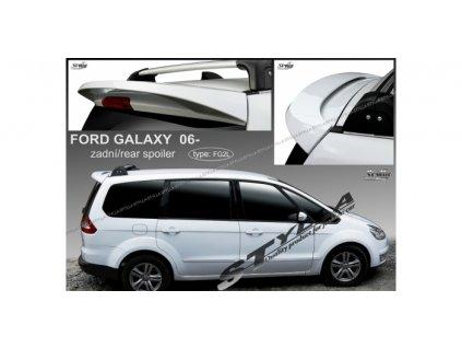 Střešní spoiler - stříška Ford Galaxy 2006
