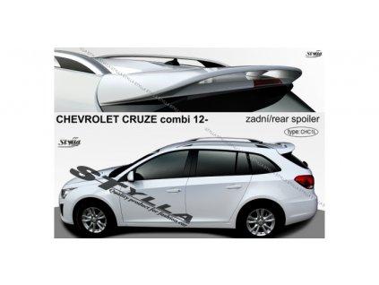 Střešní spoiler - stříška Chevrolet Cruze Combi 2012-