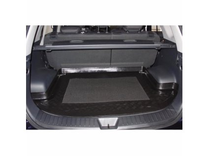 Plastová vana do kufru Aristar KIA Carens II 2006-2013 5/7m 3.řada dole