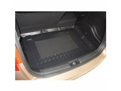 Plastová vana do kufru Aristar KIA Venga 2010-2019 dolní kufr