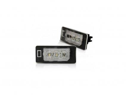 LED osvětlení SPZ 3xLED AUDI A5 2D 2007-
