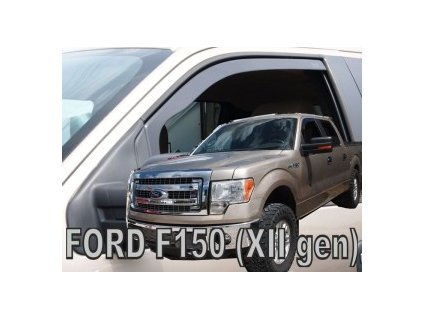 Ofuky oken Ford F-150 XLT 4D 2015-2020