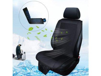Potah sedadla chladící s ventilatorem