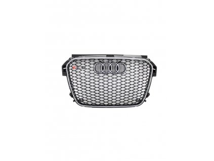 grille audi a1 8x 2010 up rs1 chrome edition