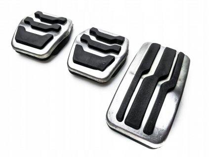 RS sportovní pedály Ford Fiesta MK6