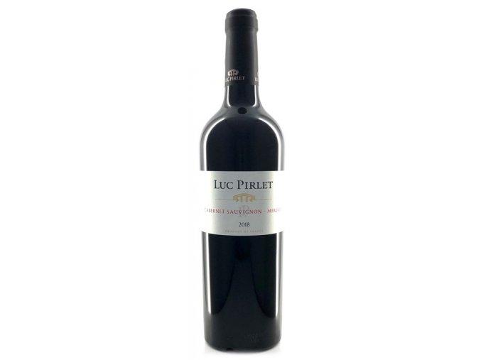 Cabernet S Merlot Luc Pirlet