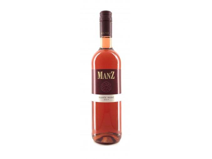 Cuvée Rosé MANZ 0,75