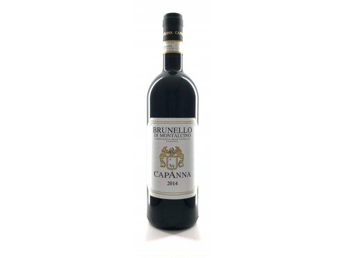 Brunello di Montalcino Capanna