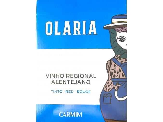 Olaria červená