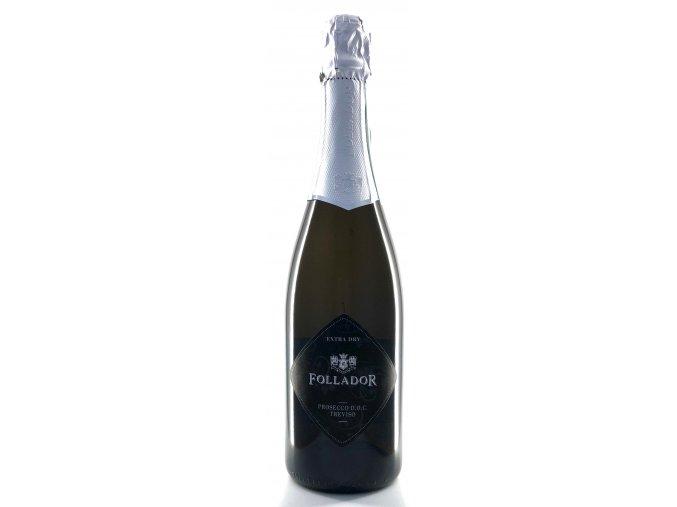 Prosecco (střední Extra) dry Follador
