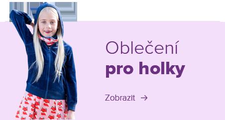 Dívčí oblečení z biobavlny