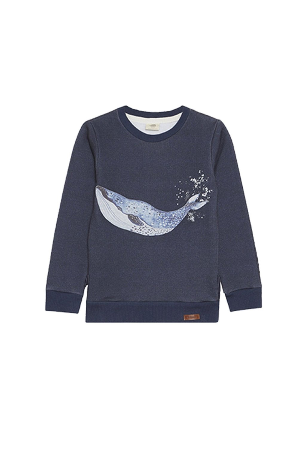 Mikina Blue Whales Walkiddy