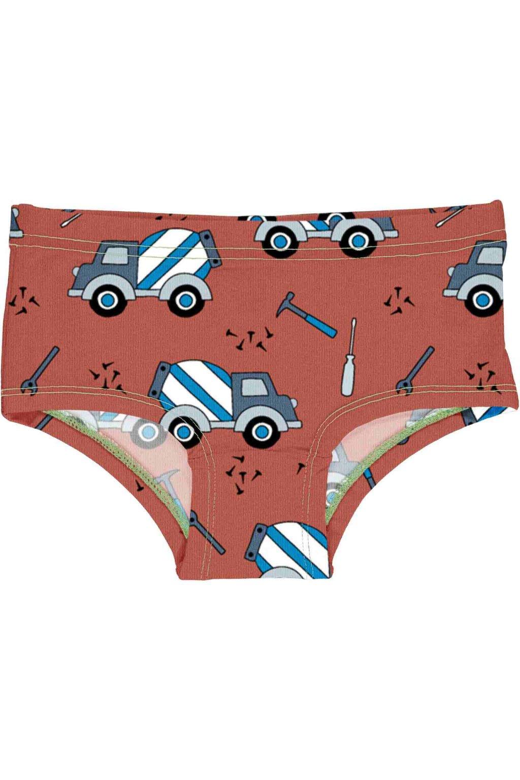 biobavlnene divci kalhotky meyadey (2)