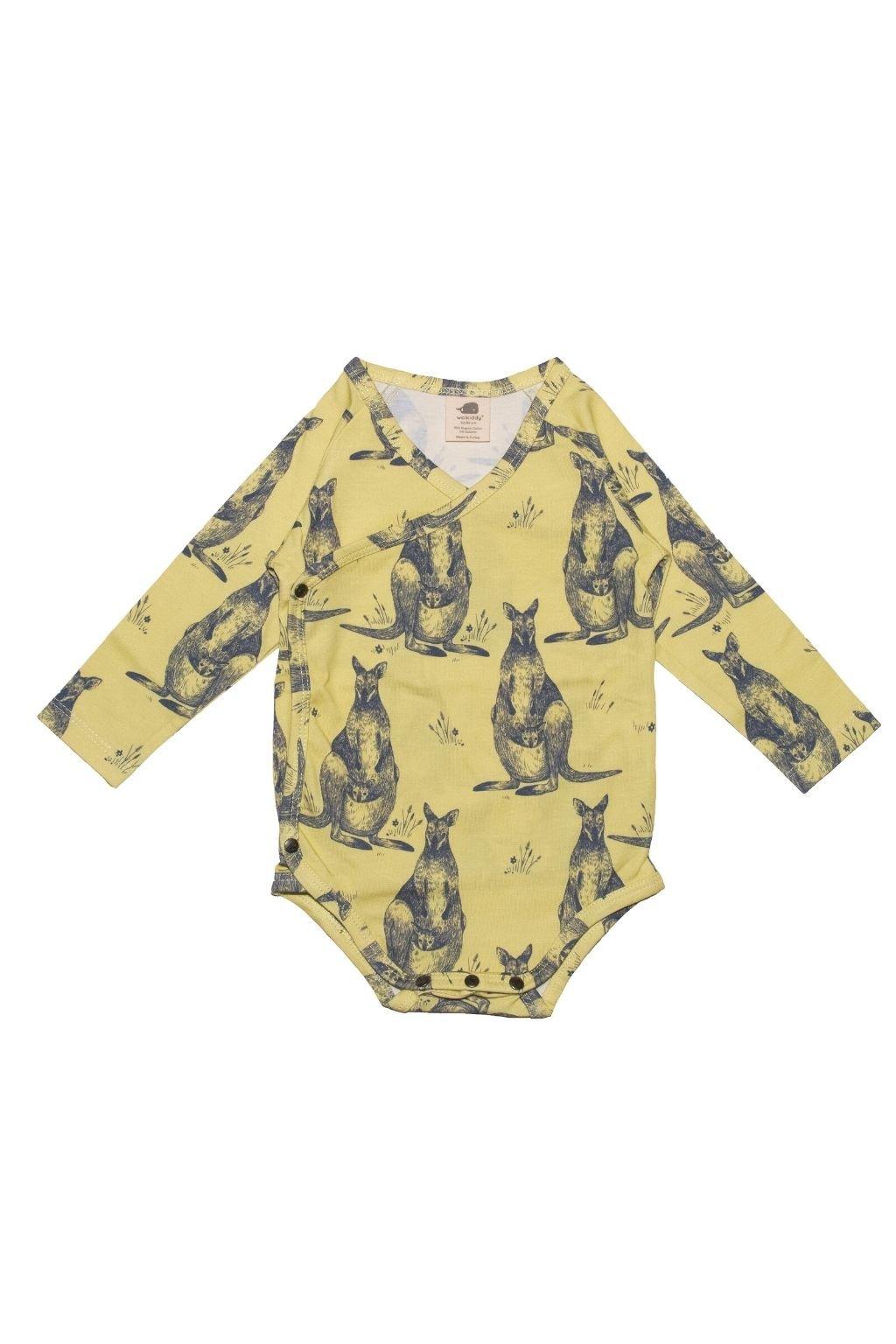 zavinovaci kojenecke body kangaroos walkiddy
