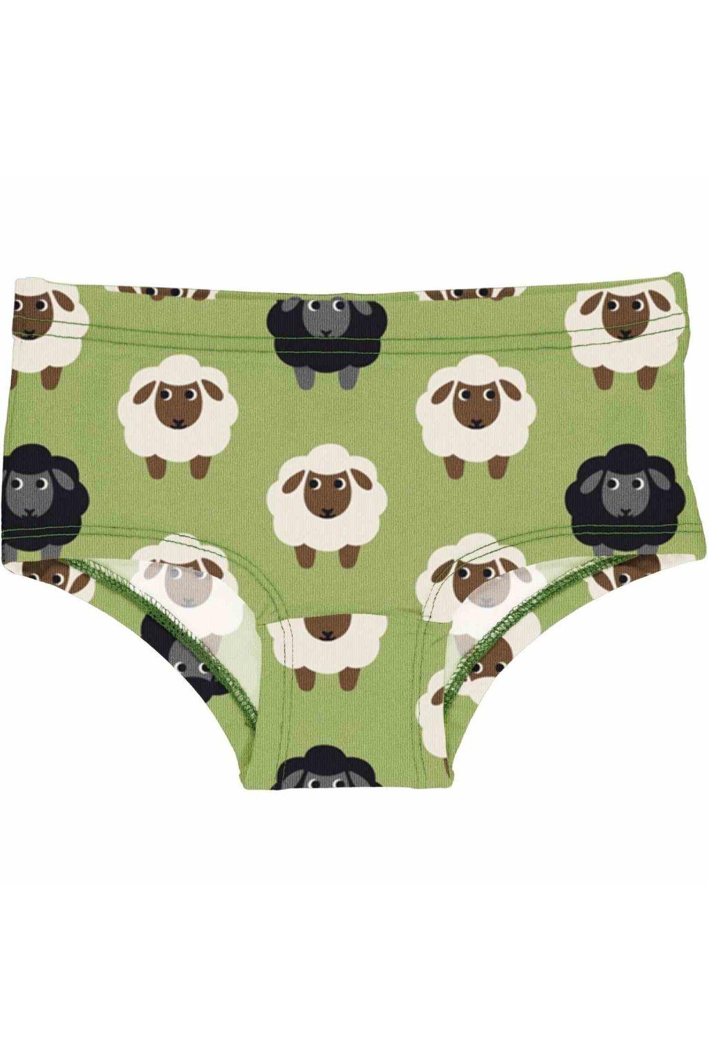 biobavlnene divci kalhotky sheep maxomorra (2)