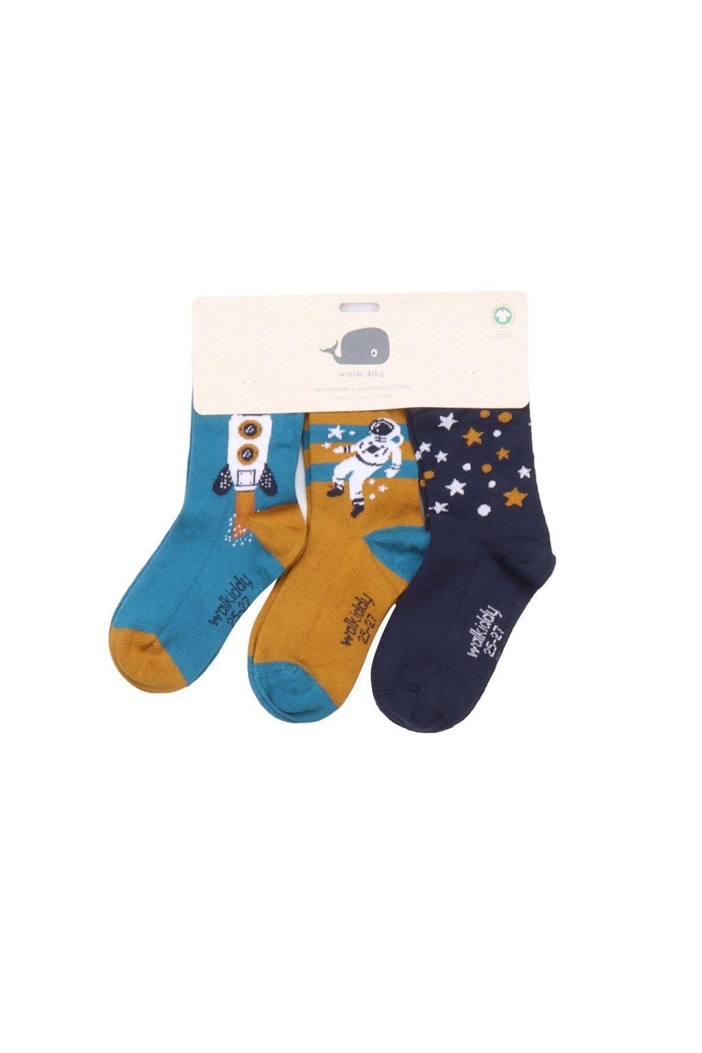 biobavlna gots detske ponozky walkiddy (11)