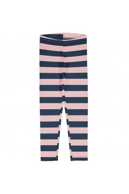 biobavlnene detske leginy stripe pale blush maxomorra (1)