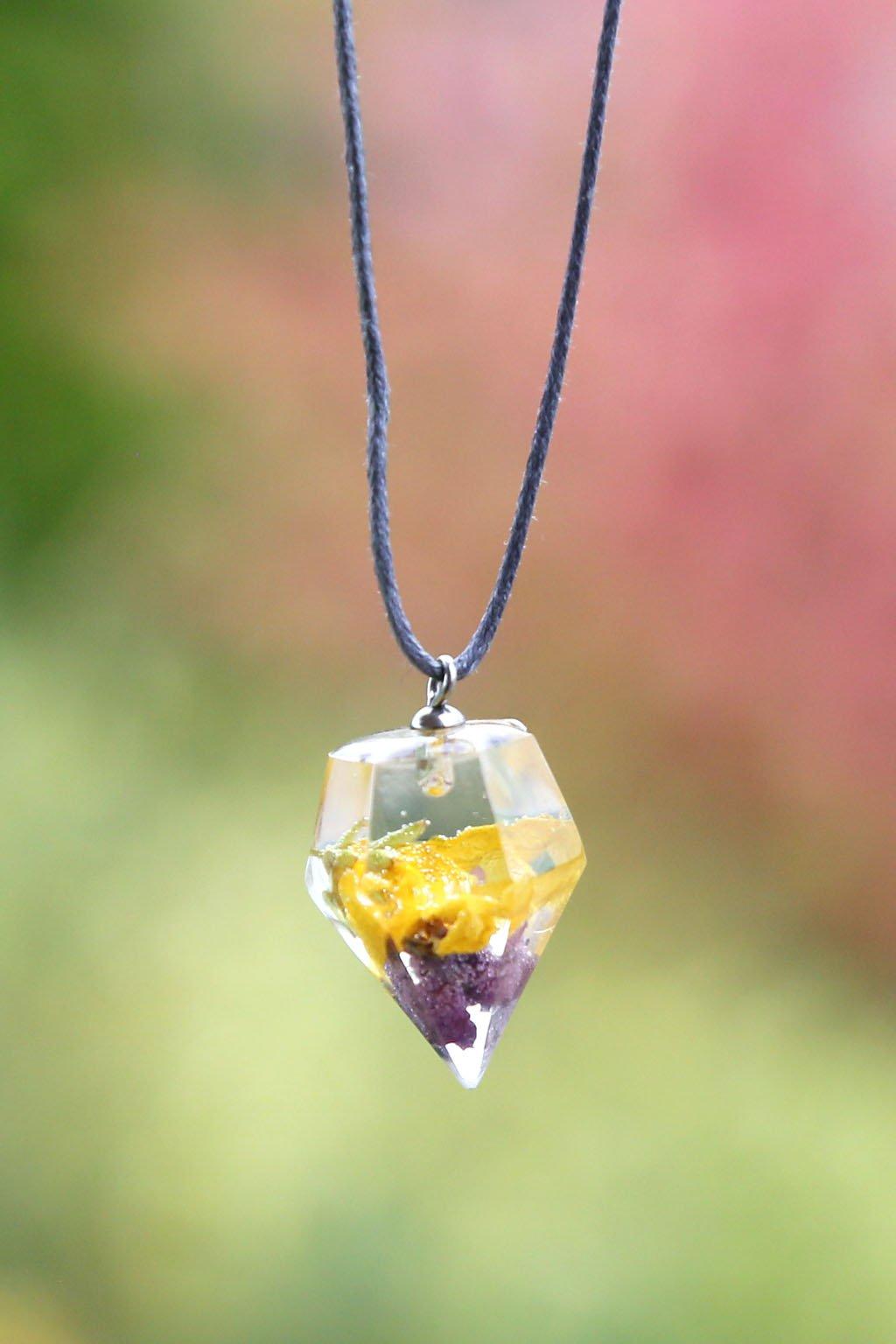 Krystalek KAAPO s Šeříkem a Zlatým deštěm