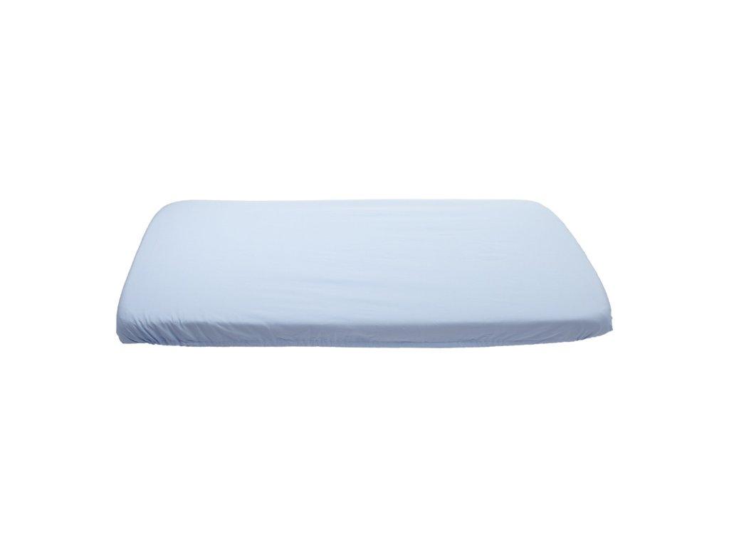 1041 modre prestieradlo bavlnene platno 41 x 90 cm