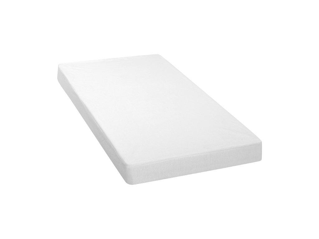1128 2v1 biela plachta 60x120cm a chranic matraca