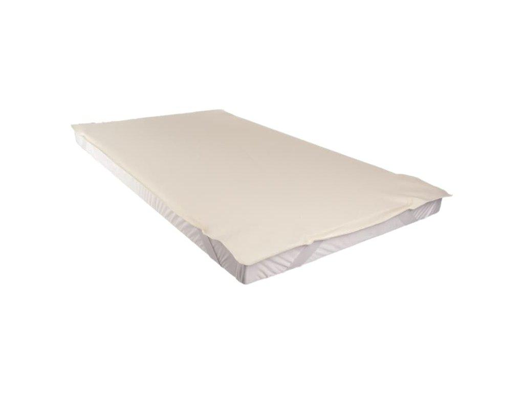 2850 chranic matraca 80 x 160 cm nepremokavy bio flanel