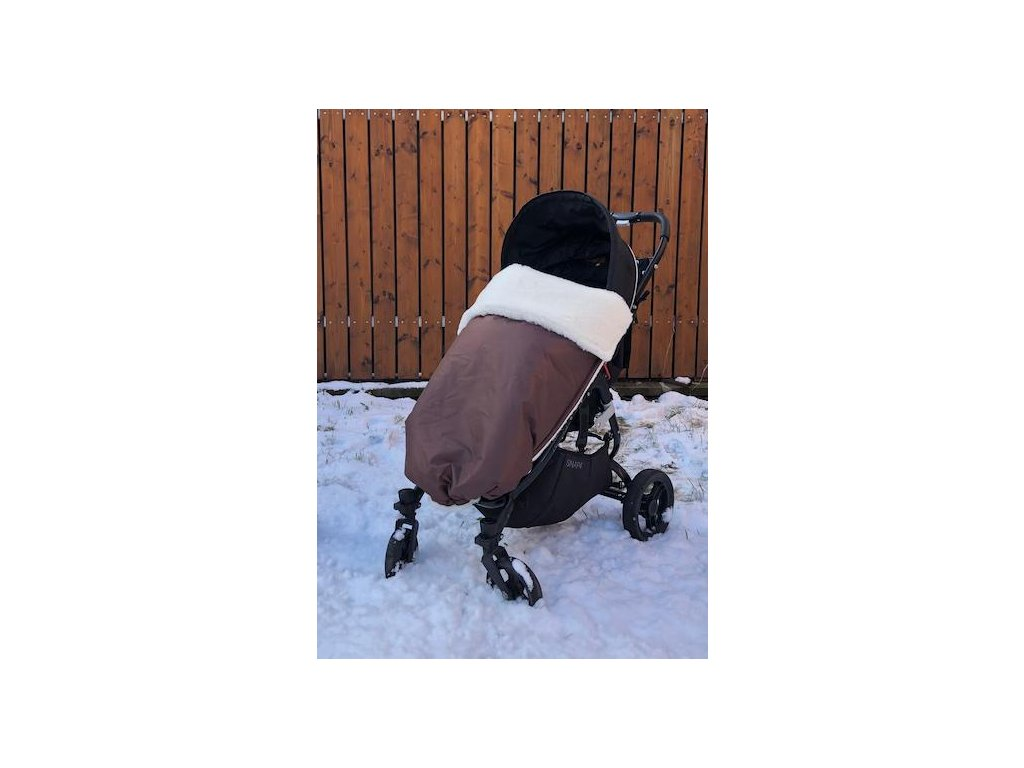 3288 hneda zimna merino deka nepadajuca