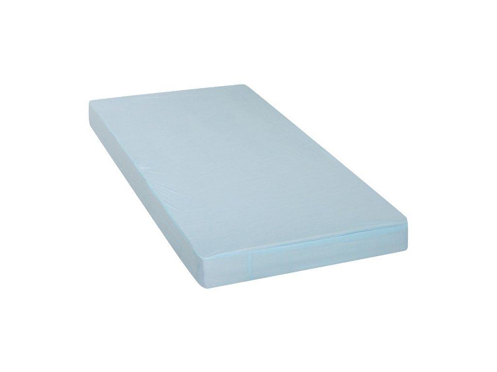 3354 2v1 modra plachta 41x90cm a chranic matraca