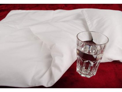 267 nepriepustne obliecky do kolisky biely tencel