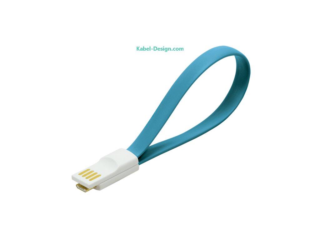 1061 kabel s magnetem usb 2 0 az micro usb