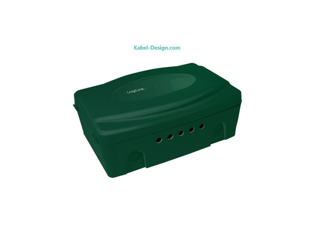 Box prodlužovací kabel voděodolný II