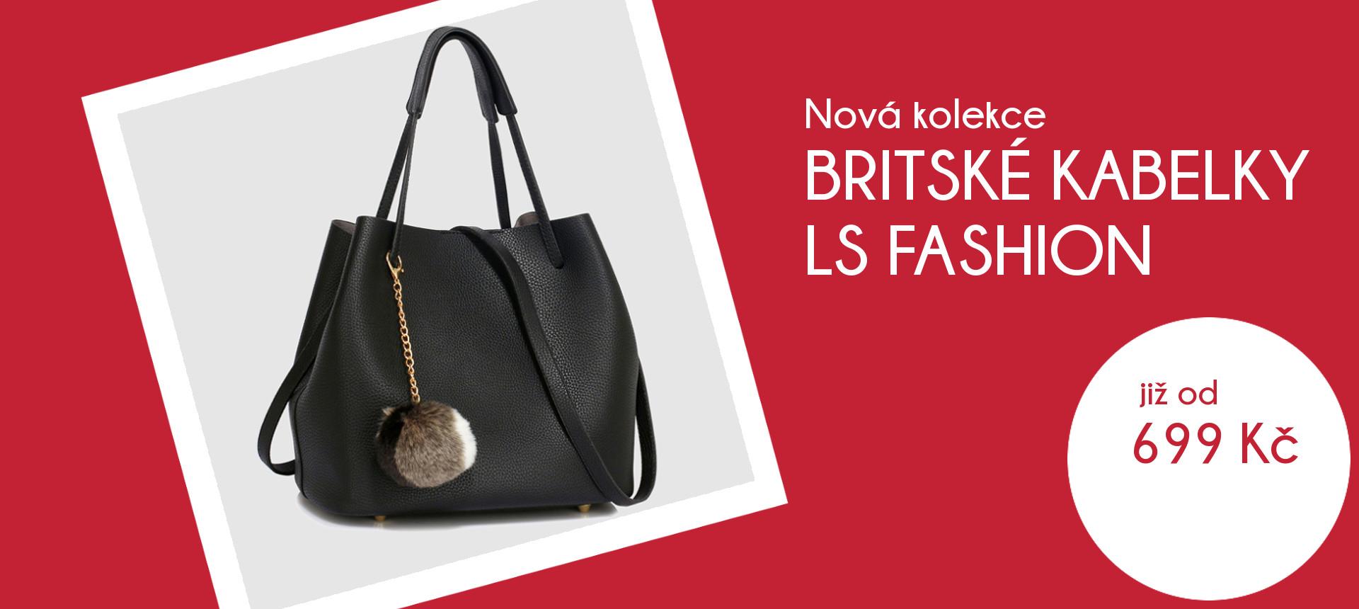 Nová kolekce kabelek LS Fashion