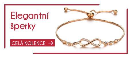 Nabídka elegantních šperků pro každou příležitost