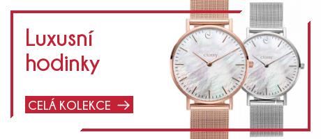 Nabídka luxusních dámských hodinek