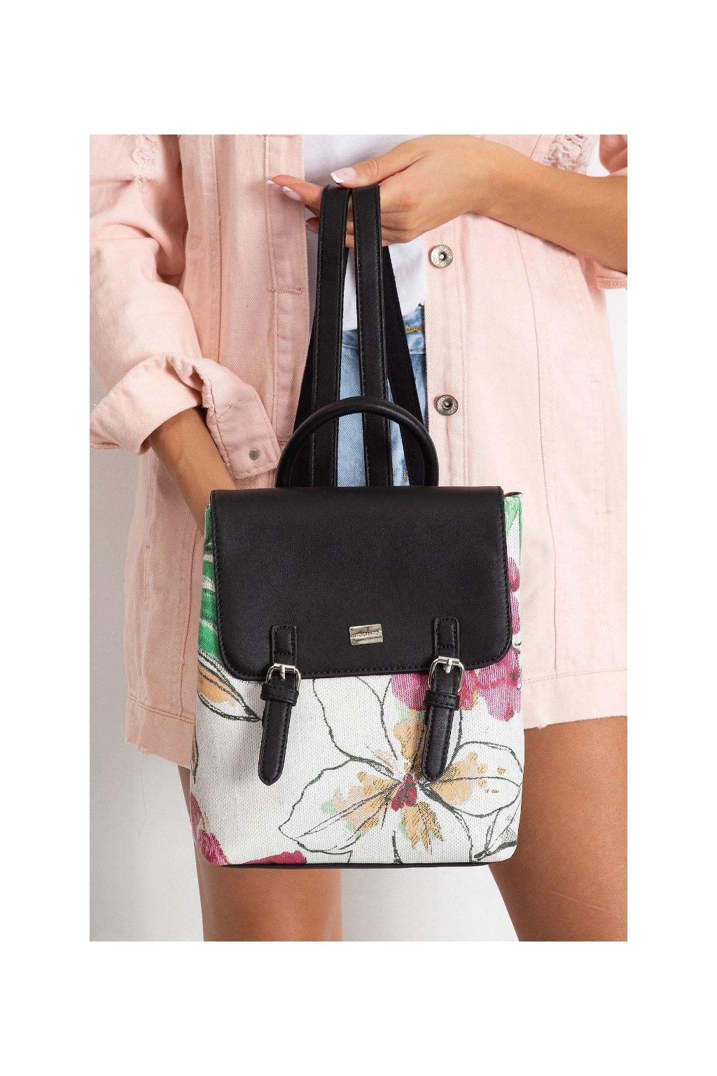 Menší květinový batoh Luigisanto