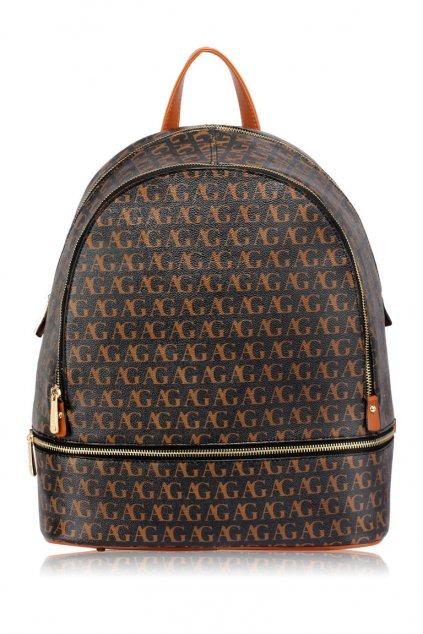 Černý elegantní batoh Anna Grace