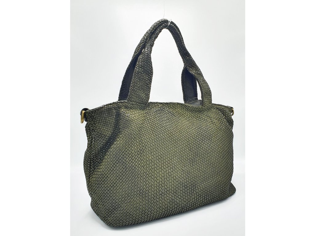 3355 kozena kabelka 3355 zelena vintage 814x1100