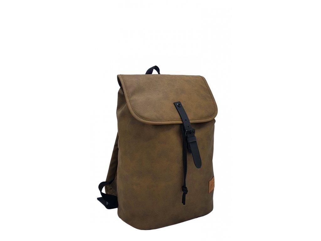 Látkový batoh khaki