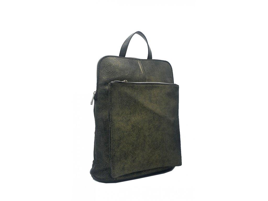 2233 d kozeny batoh kuba metalicky zeleny 681x1100