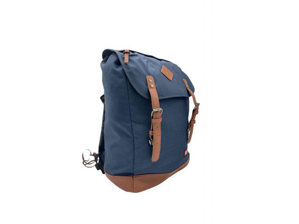 Látkový batoh Enrico Benetti modrý