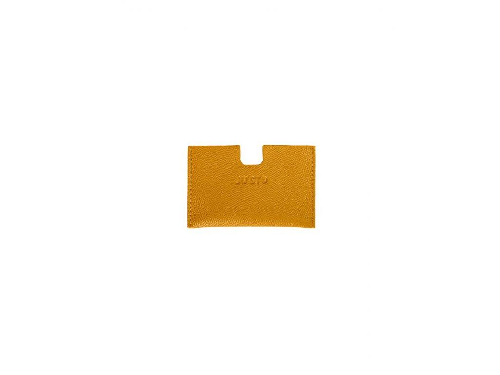 Pouzdro na kred.karty ekokůže GIALLO CROMO